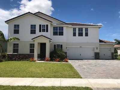 Royal Palm Beach Single Family Home For Sale: 11981 Cypress Key Way