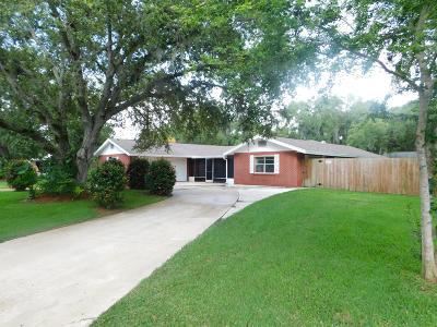 Fort Pierce Single Family Home For Sale: 4885 River Oak Lane