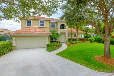 Jupiter Single Family Home For Sale: 262 Starling Lane