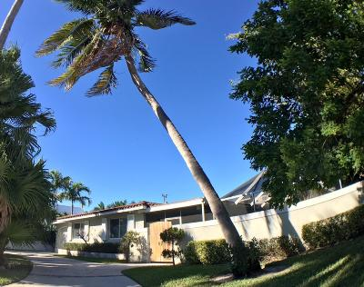 Broward County, Palm Beach County Single Family Home For Sale: 933 NE 24th Street