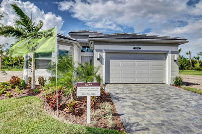Delray Beach Single Family Home For Sale: 9739 Salty Bay Drive