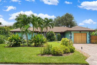 Delray Beach Single Family Home Contingent: 318 NW 18th Street