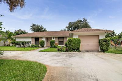 North Palm Beach Single Family Home For Sale: 716 Prosperity Farms Road