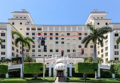 Palm Beach Rental Leased: 150 Bradley Place #904