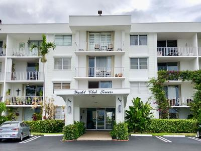 West Palm Beach Condo Sold: 917 Flagler Drive #401