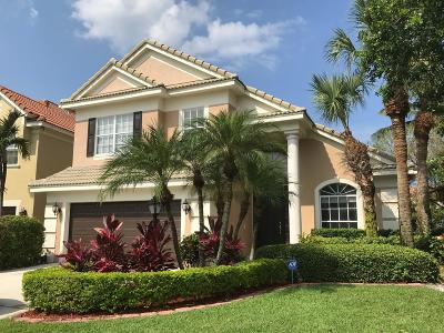 Palm Beach Gardens Single Family Home For Sale: 3 Princewood Lane Lane