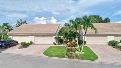 Boca Raton Single Family Home For Sale: 20020 Sawgrass Lane #4902