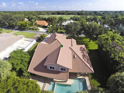 Boynton Beach Single Family Home For Sale: 4404 Gleneagles Drive