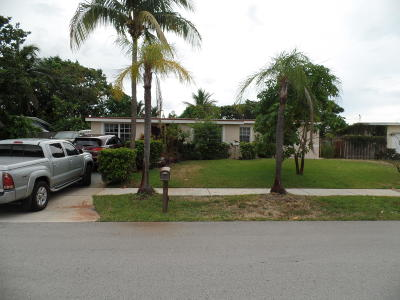 Pompano Beach Single Family Home For Sale: 1321 NE 41st Drive