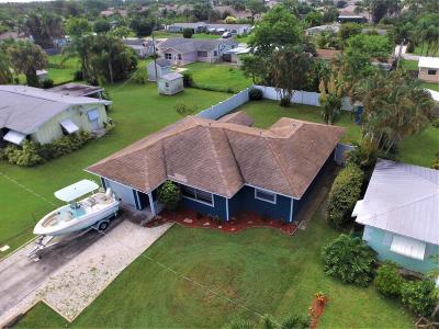 Stuart Single Family Home For Sale: 2332 SE Jackson Street