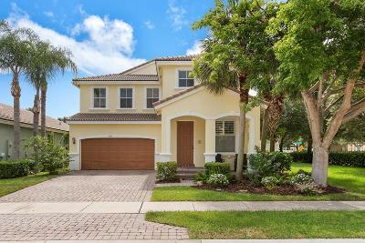 Delray Beach Single Family Home For Sale: 1261 W Magnolia Circle