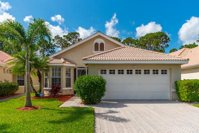 St Lucie County Single Family Home For Sale: 777 SW Saint Croix Cove