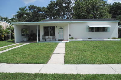 Fort Lauderdale Single Family Home For Sale: 827 SW 26th Court