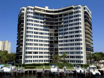 Highland Beach Condo For Sale: 3912 S Ocean Boulevard #507