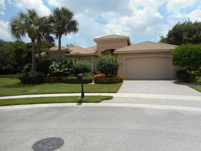 Delray Beach Single Family Home For Sale: 7534 Carmela Way