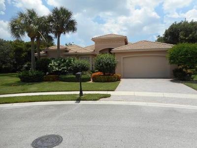 Single Family Home For Sale: 7534 Carmela Way