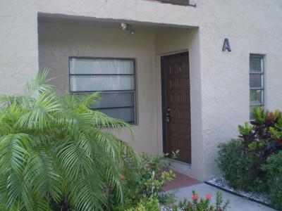Boca Raton Condo For Sale: 8566 Casa Del Lago #47-A