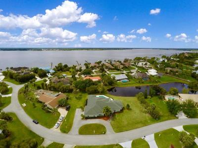 Stuart Single Family Home For Sale: 2340 NW Bay Colony Drive