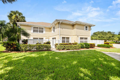 Boynton Beach Townhouse For Sale: 4502 Roxbury Court