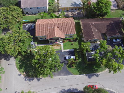 Coral Springs Multi Family Home For Sale: 11500 NW 42nd Street