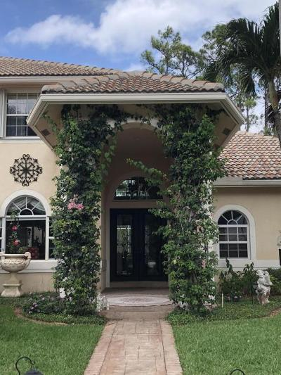 Palm Beach County Rental For Rent: 14813 Draft Horse Lane