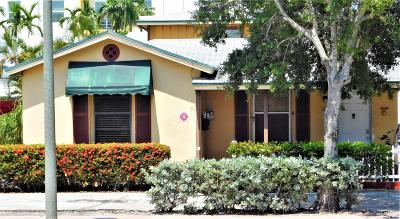 Delray Beach Commercial For Sale: 132 SE 5th Avenue