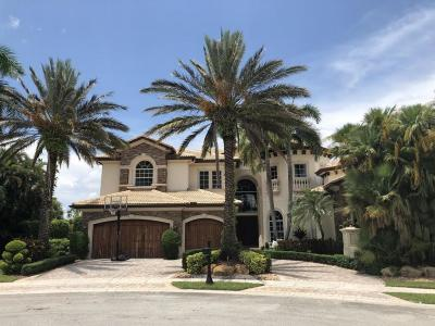 Delray Beach Single Family Home For Sale: 16187 Andalucia Lane