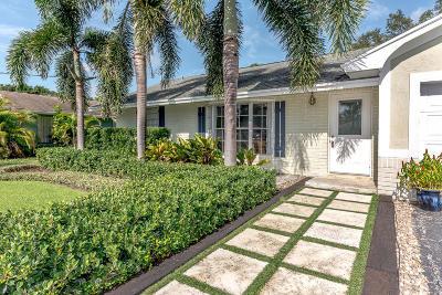 Palm Beach Gardens Single Family Home For Sale: 14181 Leeward Way