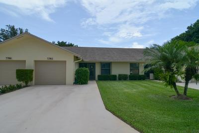 Hobe Sound Single Family Home For Sale: 7782 SE Sugar Sand Circle
