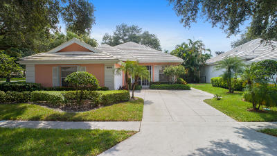 Palm Beach Gardens Single Family Home For Sale: 8688 Doverbrook Drive