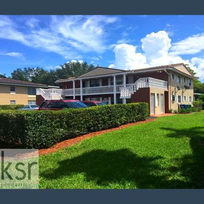 Coral Springs Multi Family Home For Sale: 10070 NW 36th Street Street