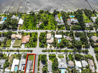 Lake Worth, Lakeworth Single Family Home For Sale: 1031 S Palmway