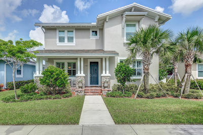 Jupiter Single Family Home Contingent: 2690 Caroline Drive