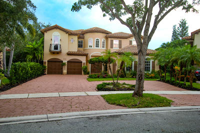 Boynton Beach Single Family Home Contingent: 4024 Artesa Drive