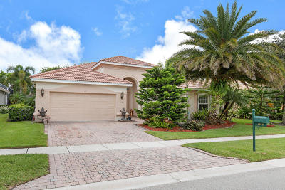 Lake Worth Single Family Home For Sale: 6818 Milani Street