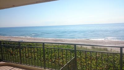 Highland Beach Condo For Sale: 3009 S Ocean Blvd Boulevard #202