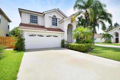 Jupiter Single Family Home For Sale: 208 Pennock Trace Drive