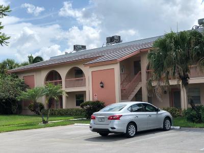 Coconut Creek Condo For Sale: 1207 Bahama Bend #E1