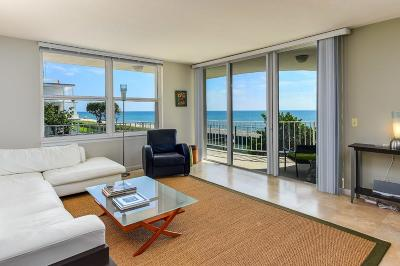 Palm Beach Condo For Sale: 2295 S Ocean Boulevard #325