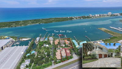 Tequesta Single Family Home For Sale: 18896 SE Jupiter Inlet Way