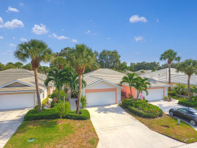 Palm Beach Gardens Single Family Home For Sale: 4121 Old Oak Drive