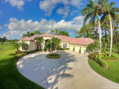 Palm Beach Gardens Single Family Home For Sale: 11880 Sanbourn Court