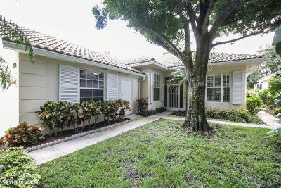 Palm Beach Gardens Single Family Home For Sale: 333 Kelsey Park Circle