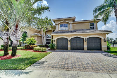 Boca Raton Single Family Home For Sale: 19250 S Creekshore Court