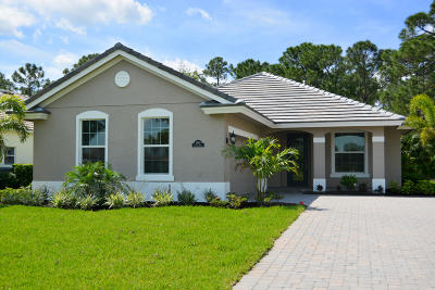 Fort Pierce Single Family Home For Sale: 2680 Conifer Drive