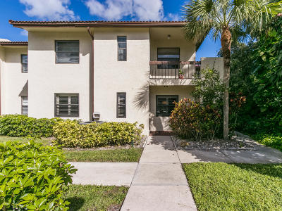 Boca Raton Condo For Sale: 21860 Arriba Real #4-G