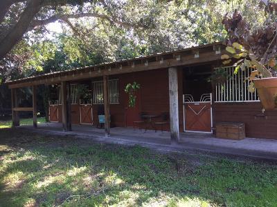 Loxahatchee Single Family Home For Sale: 16790 E Harlena Drive
