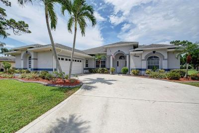 Lake Worth, Lakeworth Single Family Home For Sale: 7865 Saint Andrews Road