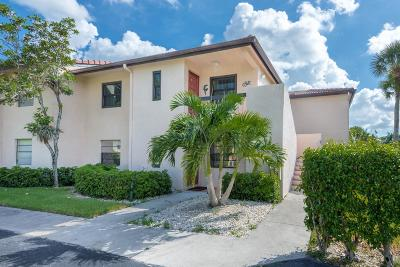 Boca Raton Condo For Sale: 9285 Vista Del Lago #H