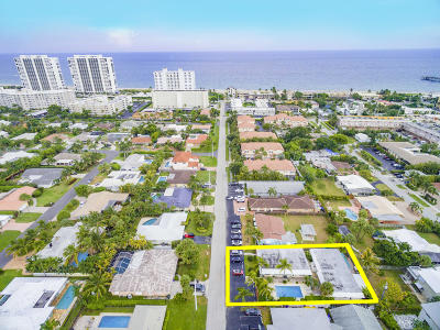 Deerfield Beach Multi Family Home For Sale: 1916 NE 7th Street